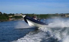 Advanced Powerboat Certificate